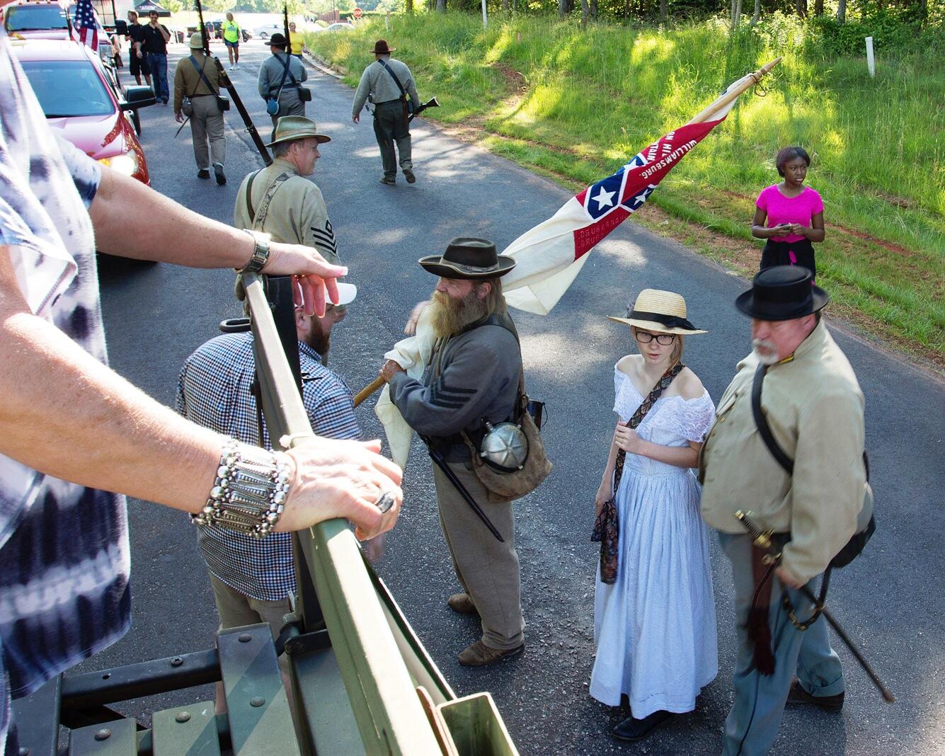 mint hill north carolina memorial day parade