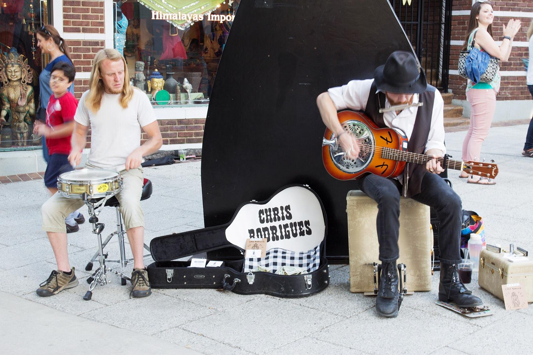 asheville north carolina music scene